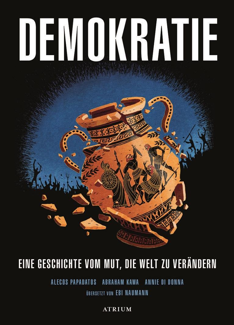 Demokratie Entstehung