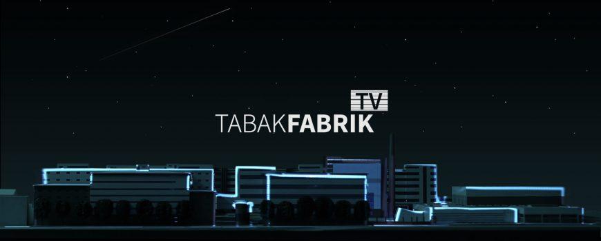 Tabakfabrik TV Ident_PromoStill_LOGO Tabakfabrik Linz