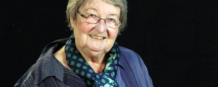 Elfriede Wolschlager Foto: Udo Danielczyk