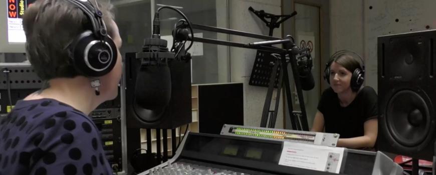 FROzine_Studio_8.10.17 Foto: Radio FRO