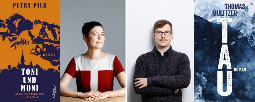 Neue Heimatromane Petra Piuk & Thomas Mulitzer