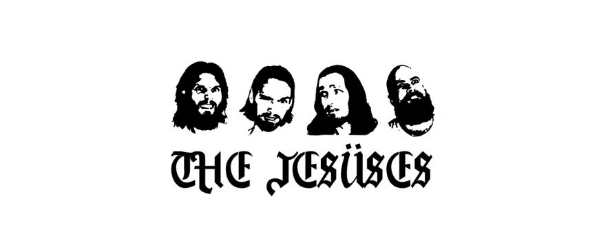 Logo The Jesuses
