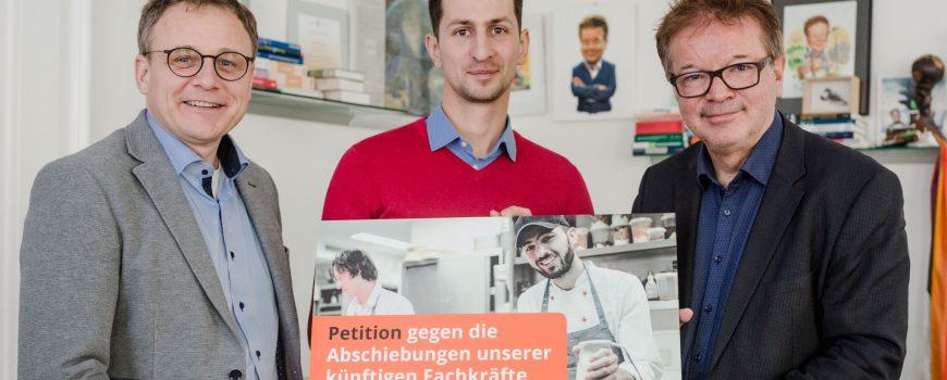 0P6A4860 Werner Dedl Referent für Öffentlichkeitsarbeit   RUDI ANSCHOBER Landesrat für Integration, Umwelt, Klima- und KonsumentInnenschutz