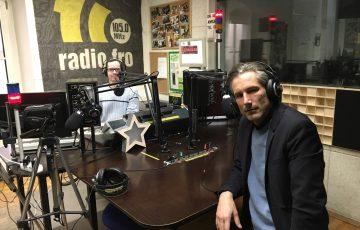 Lorenz Potocnik im Gespräch mit Michael Diesenreither