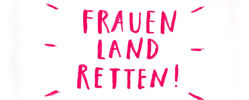 frauenlandretten_logo
