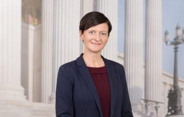 Sabine Schatz, Foto: Parlamentsdirektion, PHOTO Simonis