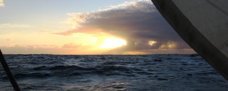 Abend am Antlantik Abendstimmung am Atlantik