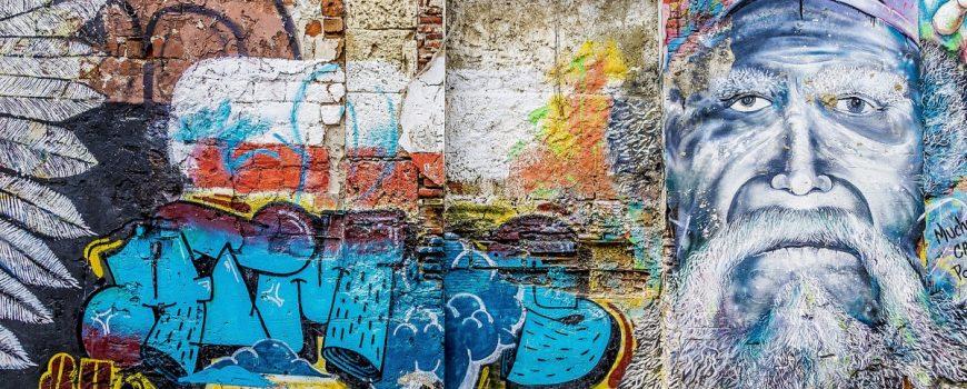 graffiti_kolumbien_pxsphere (c) pxhere.com, Strassenmalerei in Kolumbien