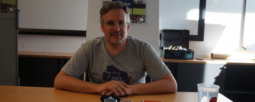 DSC07910 Thomas Schmidinger, Foto: Erich Klinger