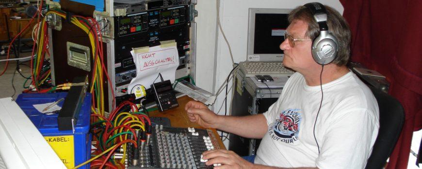 Manfred Wollner - Foto Radio FRO