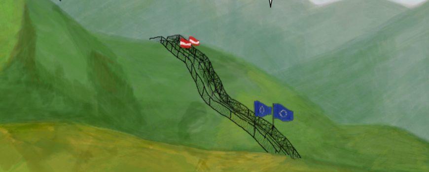 Wen schützt Europa wovor?