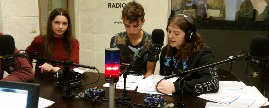 Schule macht Radio, Brucknergymnasium Wels Schule macht Radio