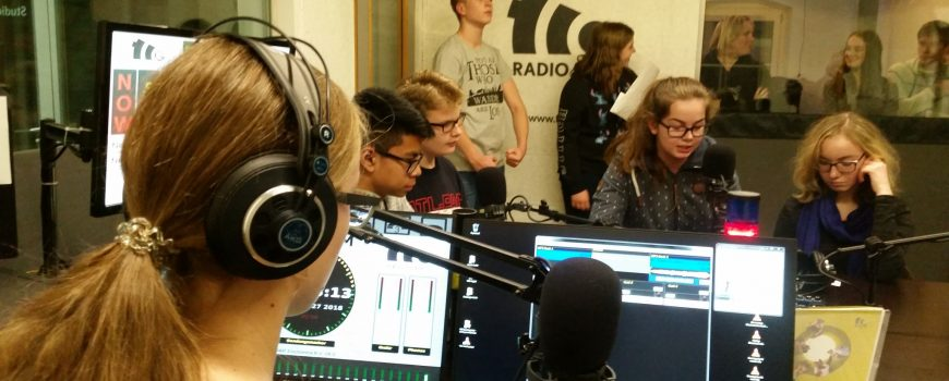 Schule macht Radio, Bruckerngym Wels Schule macht Radio