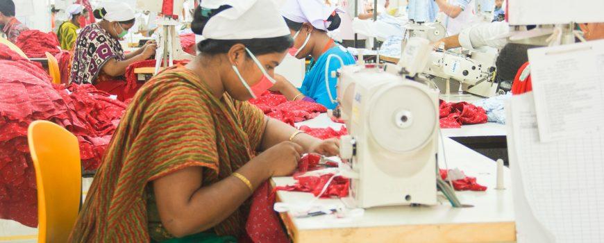 Arbeiter*innen der Textilbranche in Bangladesh © ACCORD Arbeiter*innen der Textilbranche in Bangladesh © ACCORD