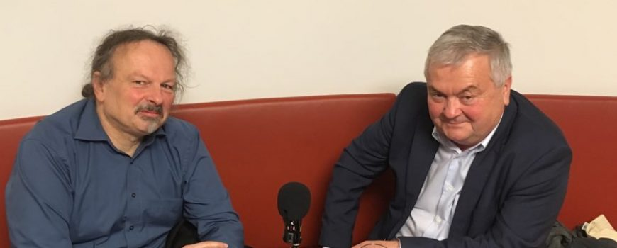 Dr. Kalliauer im Gespräch AK-Präsident Kalliauer im Gespräch mit Arbeit Quo Vadis Redakteur Tomandl