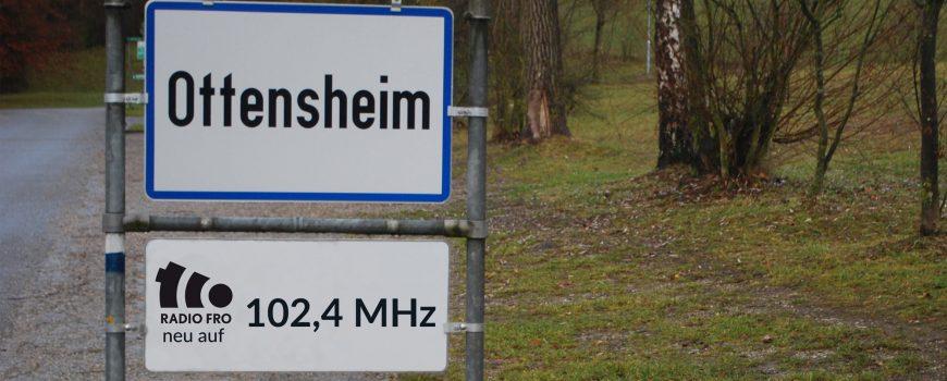 Radio FRO live vom Wochenmarkt Ottensheim
