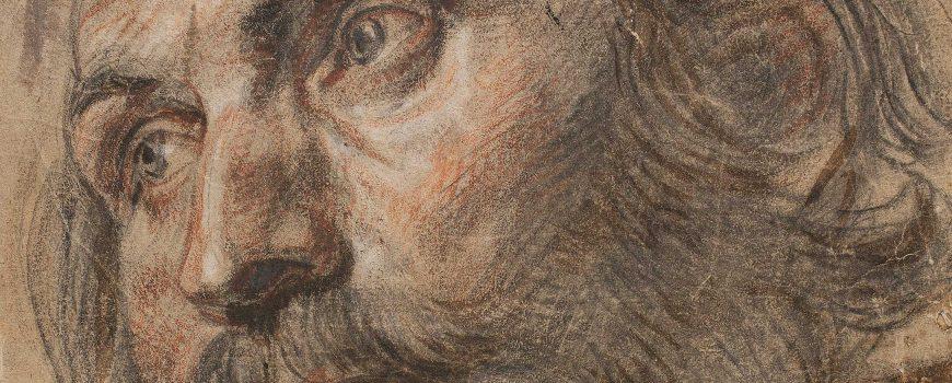 Peter-Paul-Rubens_Kopfstudie_NORDICO Sammlung Justus Schmidt