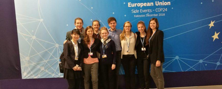 UN-Klimakonferenz in Kattwotitz und die Jugendelegierte