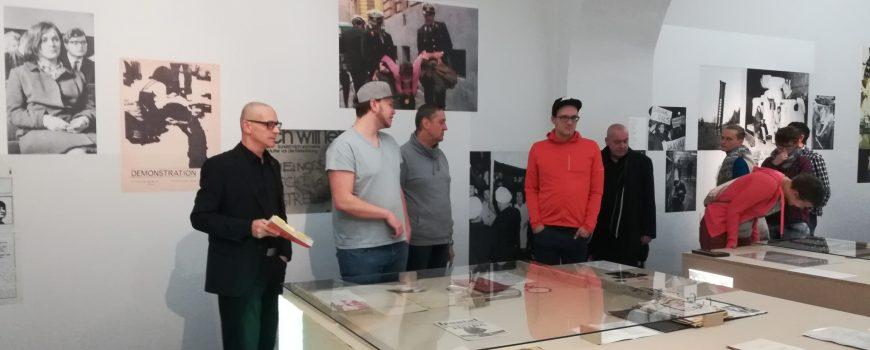 HOSI Linz im NORDICO Stadtmuseum Foto: Michael Diesenreither