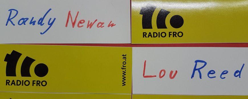 Randy Newman, Lou Reed SoundFoyer