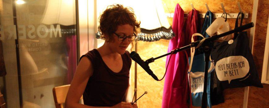 Frau Tomani Frau Tomani in Concert