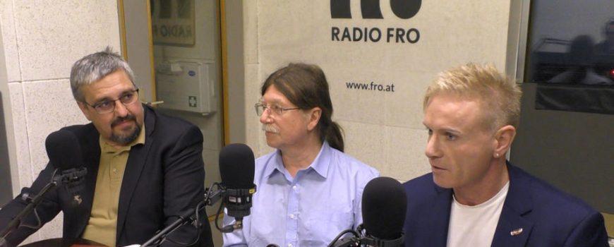 Arbeiterkammer-Wahl - Diskussion mit den OÖ Spitzenkandidaten