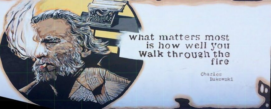 Bukowski Mural