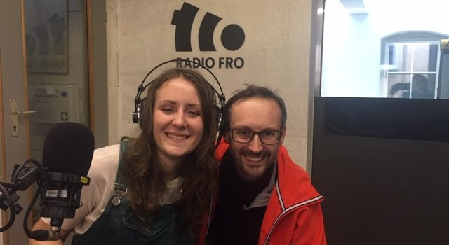 Norbert + Lea Norbert, Klimabündnis OÖ Lea, #Fridays for Future