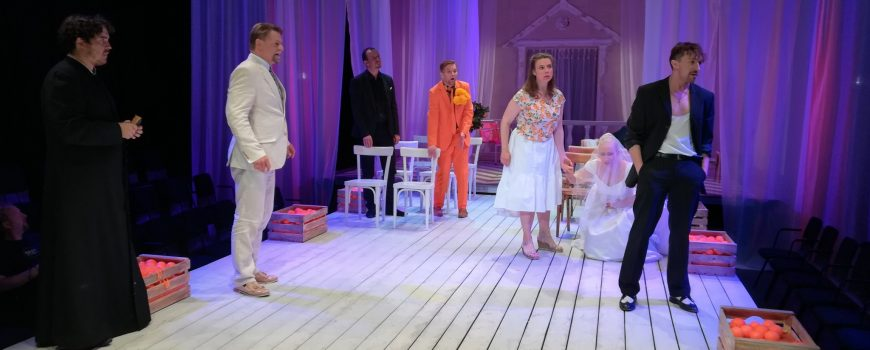Probe_Theater_Phoenix Probe im Theater Phönix von Viel Lärm um nix