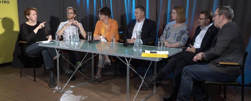EU-Wahl 2019 – die Diskussion zur Zukunft Europas