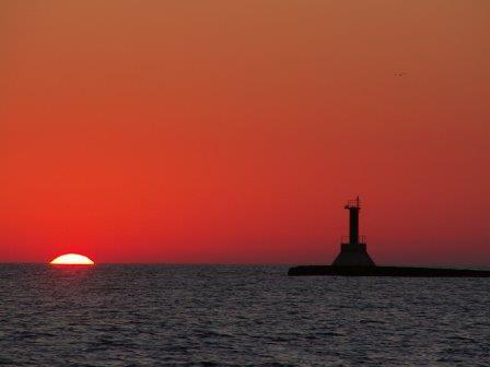 Abend am Meer Abend am Meer