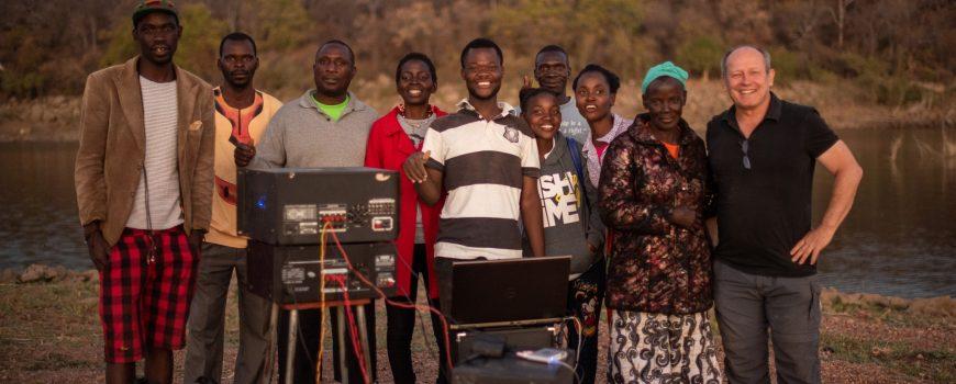 Zongwe FM 2019 Gruppenfoto Soundworkshop