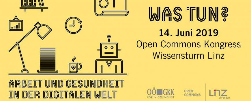 Open Commons Kongress 2019