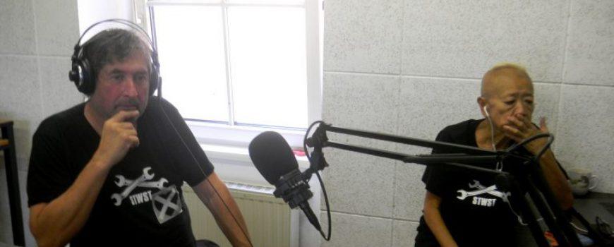 STWST 48x5 Franz Xaver, Shu Lea Cheang Live aus dem Studio