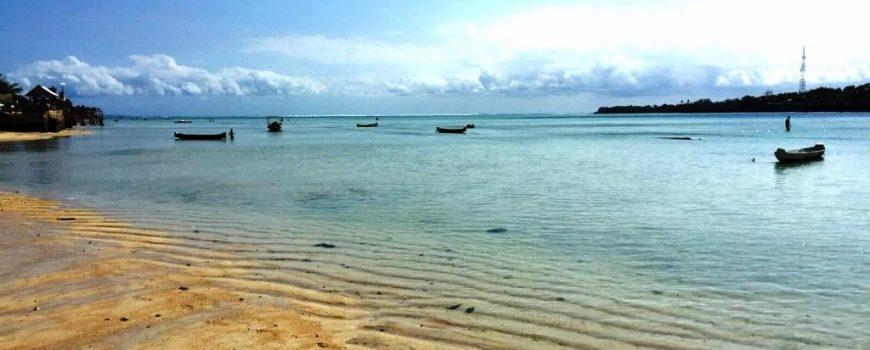 Strand in Indonesien Strand in Indonesien