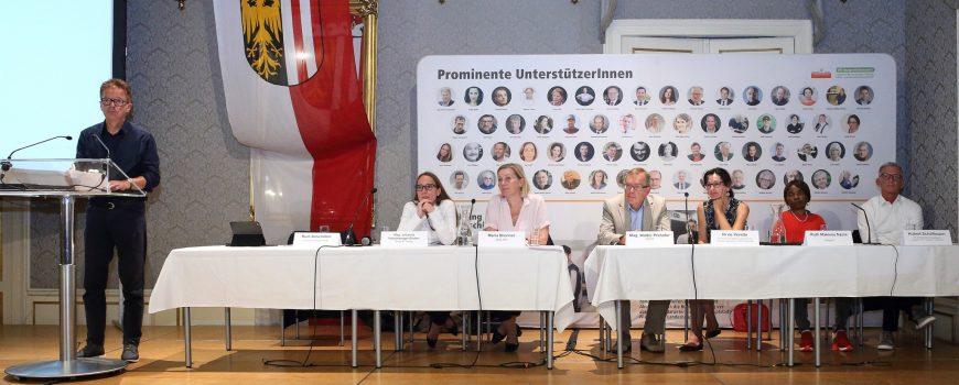 Fachkräftemangel-Konferenz Quelle: Land Oberösterreich