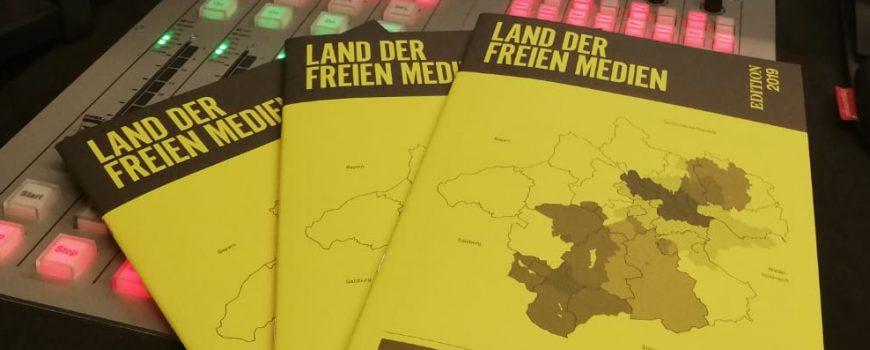 """Podiumsdiskussion Land der Freien Medien: """"Schluss mit der Medienkrise!"""""""
