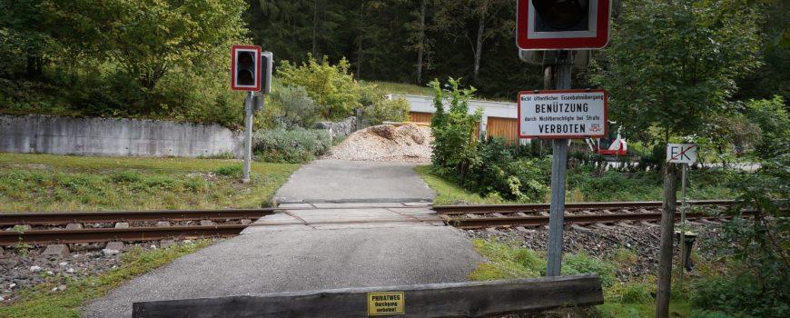 DSC06492 Salzkammergutbahn zwischen Obersee und Hallstatt Sept. 2019