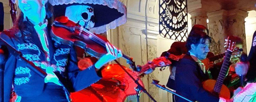 Dia de los Muertos Mexikanisches Totenfest im Weltmuseum Wien