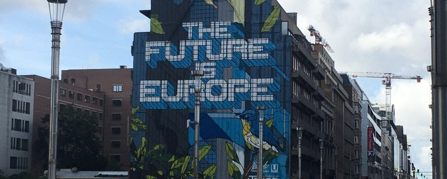 TheFutureOfEurope The Future Of Europe Brüssel