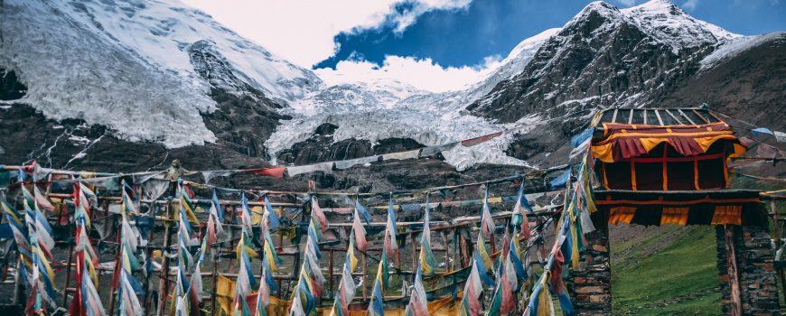 Unterdrückung in Tibet © Daniele Salutari