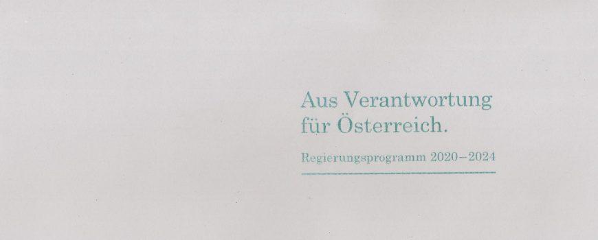 Regierungserklärung 001