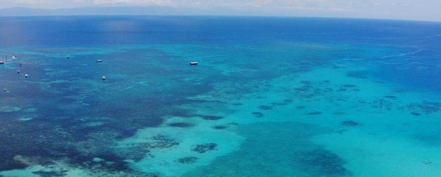 Great Barrier Reef © Carles Rabada on Unsplash Great Barrier Reef © Carles Rabada on Unsplash
