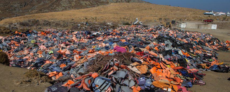 Situation auf Lesbos Situation auf Lesbos