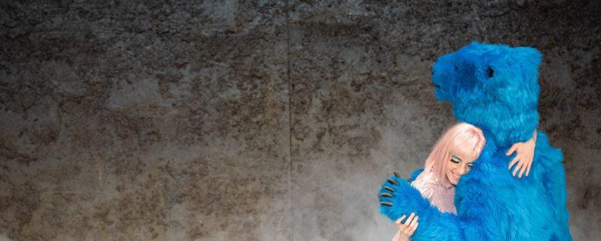 Was geschah, nachdem Nora ihren Mann verlassen hatte Landestheater Linz 2020, Anna Rieser als Nora