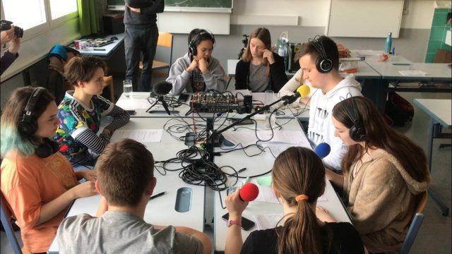 Radioworkshop - LIVE!