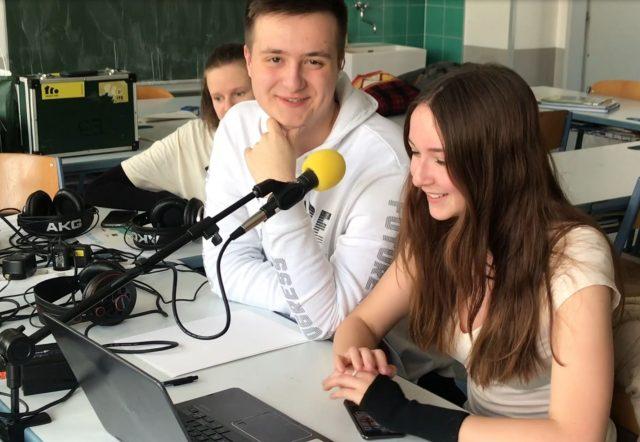 Radioworkshop - Vorbereitung für die Moderation