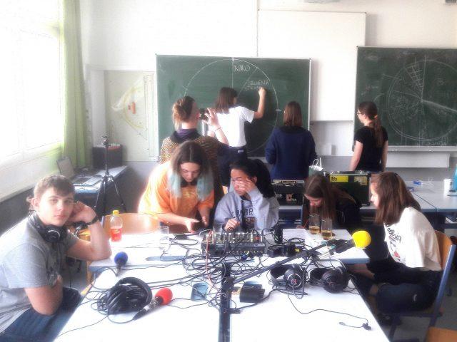 Radioworkshop - Workflow während der Vorbereitungsphase-2