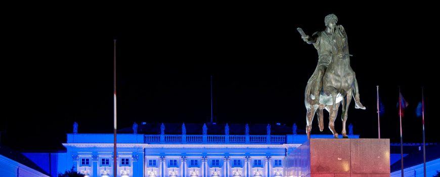 Präsidentenpalast Polen