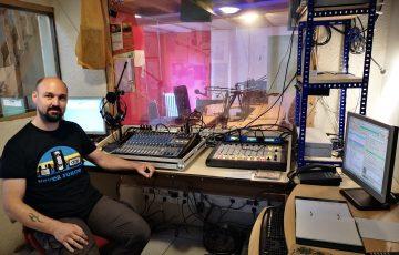 Morgan Canin - Radio d'Ici